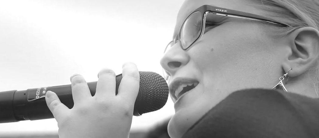 Musik sagt mehr als tausend Worte.